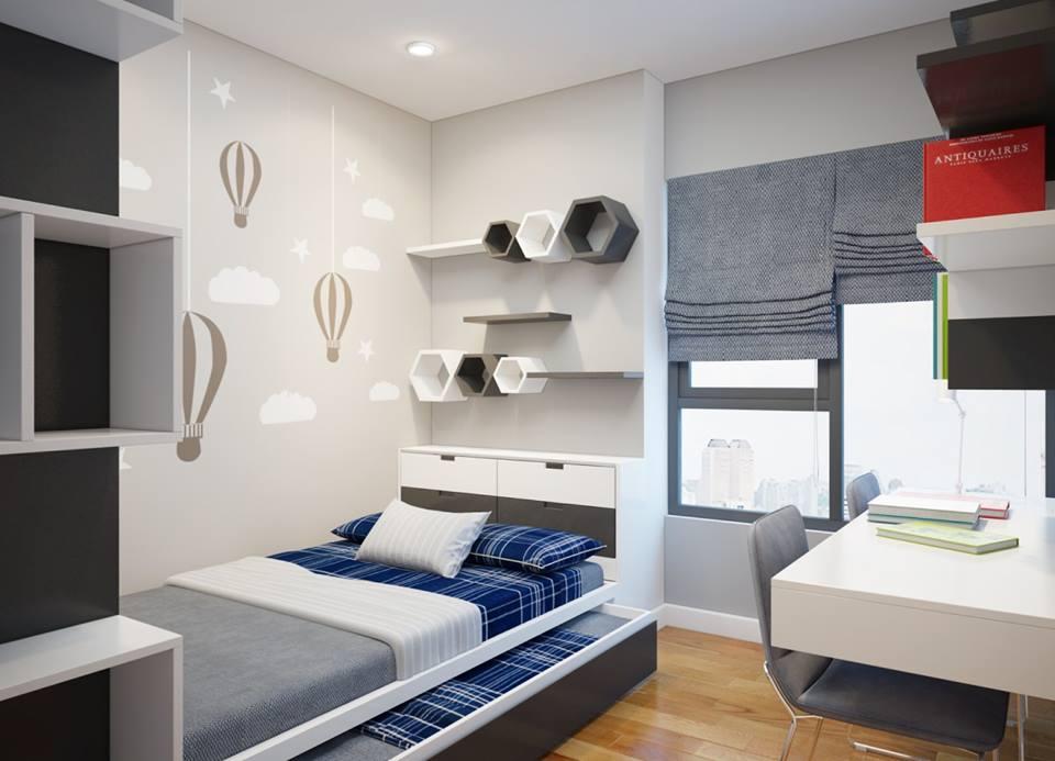 Mẫu nội thất đẹp từ gỗ công nghiệp MDF