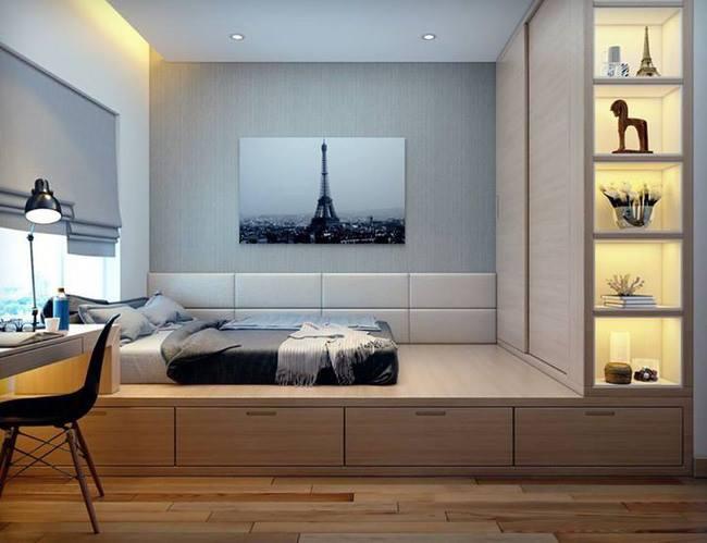 Dọn phòng ngủ đón Tết