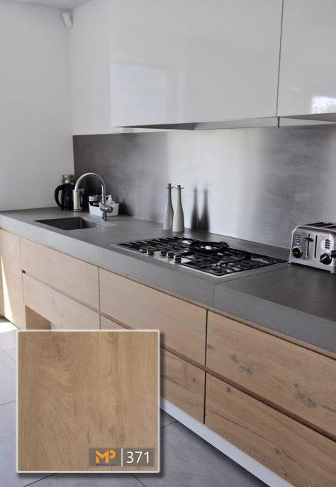 MFC vân gỗ 371: Thổi nét dịu dàng vào đồ nội thất với hoa văn vân gỗ mịn