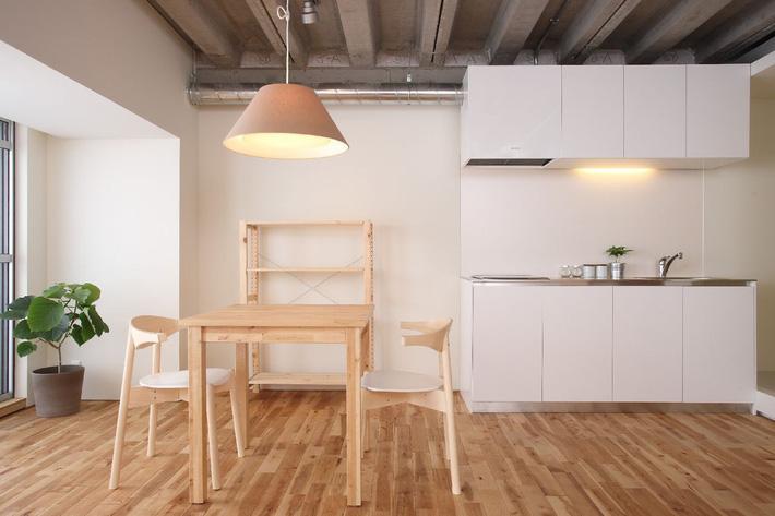 Gỗ công nghiệp: Giải pháp cho phong cách sống tối giản như người Nhật