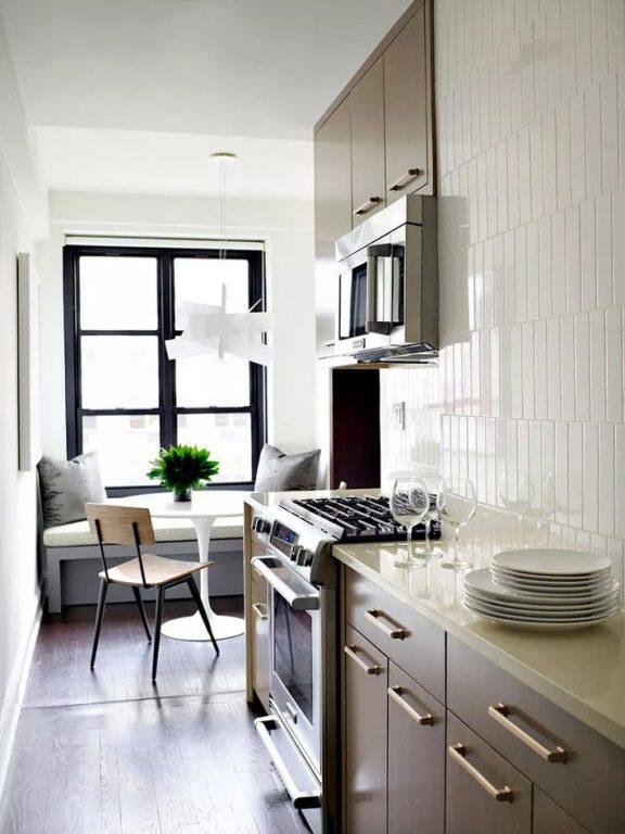Không gian bếp nhỏ 4