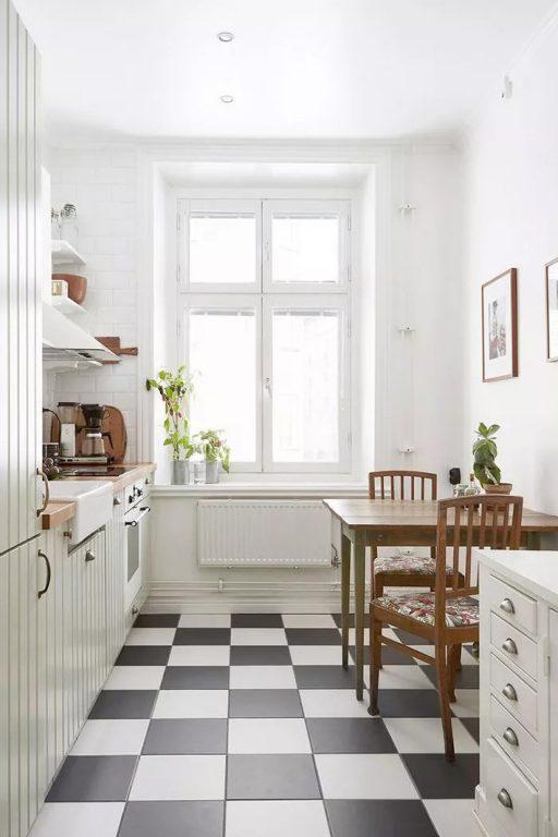 Không gian bếp nhỏ 1