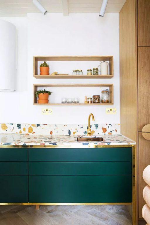 Không gian bếp nhỏ 3